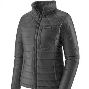 Women's Patagonia down jacket - dark grey
